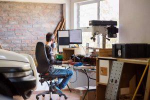 ガレージハウス-自分の趣味の部屋-秘密基地